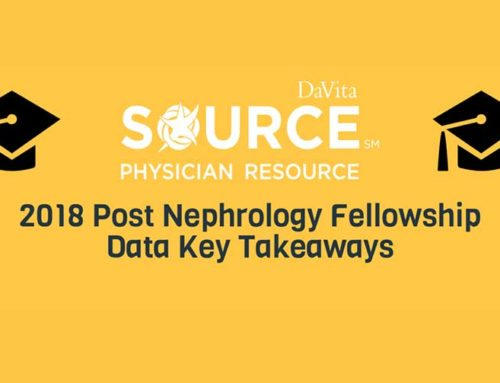 2018 Post Nephrology Fellowship Key Takeaways