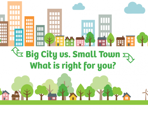 Big City vs. Small Town. What is Right for You?