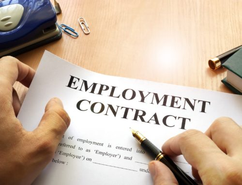 Common Questions with Employment Contracts
